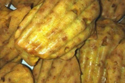 Madeleines carottes Thermomix par originebike