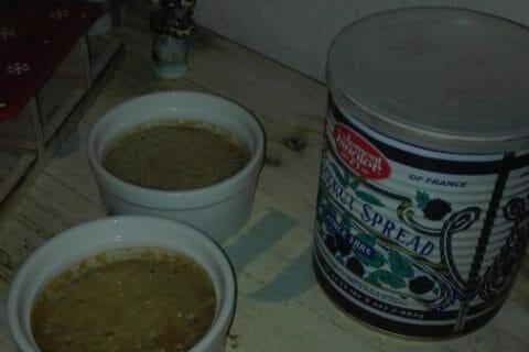 Petits pots de crème de marrons Thermomix par originebike