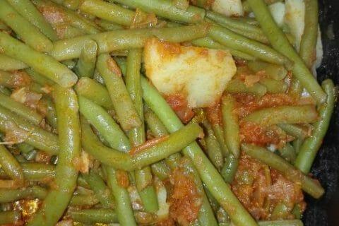 Haricots verts à l'italienne Thermomix par originebike