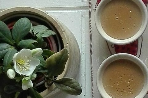 Crème au café Thermomix par originebike