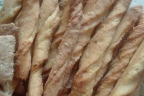 Bâtonnets jambon fromage au Thermomix