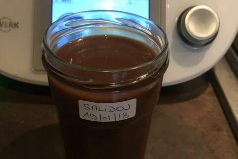 Salidou (caramel au beurre salé) Thermomix par Sanddring