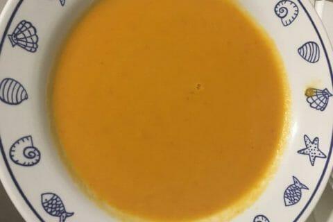 Velouté de poivrons Thermomix par Candyella