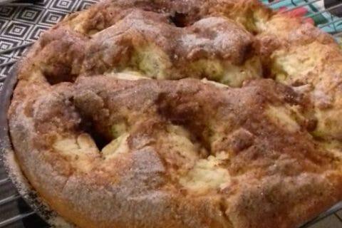 Zimmetkuche – gâteau à la cannelle Alsacien Thermomix par lion