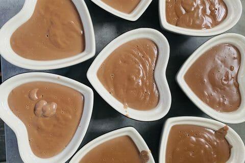 Crème au chocolat au Thermomix