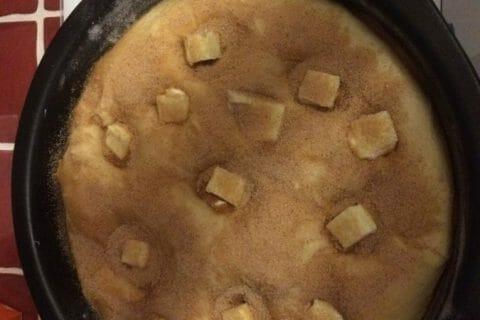 Zimmetkuche – gâteau à la cannelle Alsacien Thermomix par Sandrine7455