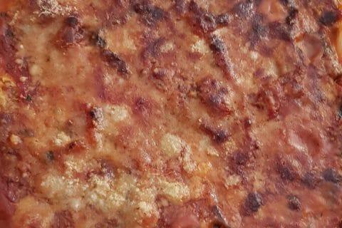 Aubergines à la parmesane au Thermomix