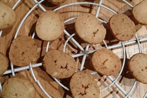 Biscuits apéritif crème et oignon au Thermomix
