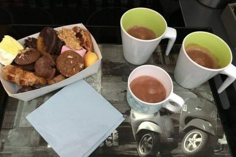 Chocolat chaud Thermomix par Petite princesse