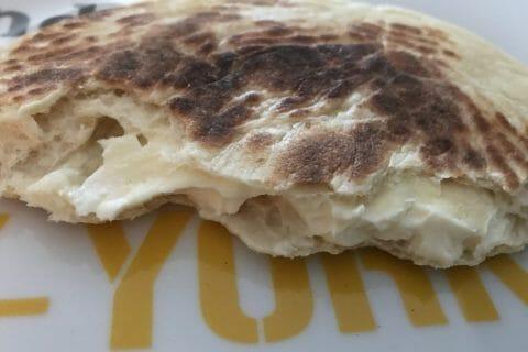Naans au fromage Thermomix par Erza