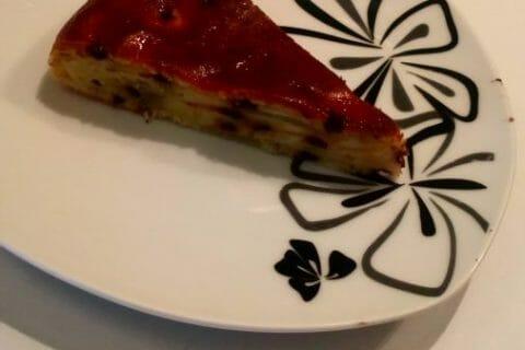 Gâteau des femmes pressées poires et chocolat Thermomix par lokev