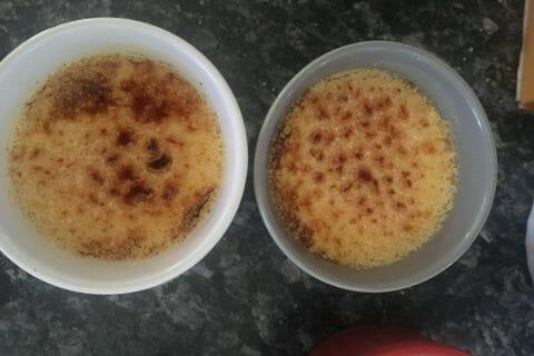 Crème brûlée au Thermomix
