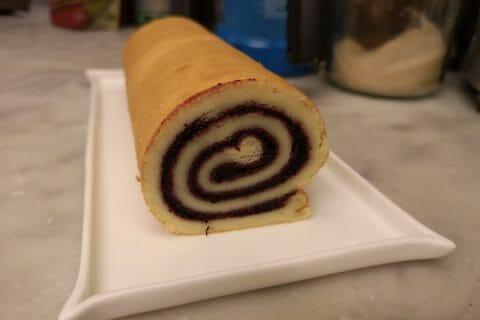 Biscuit roulé Japonais Thermomix par Andante