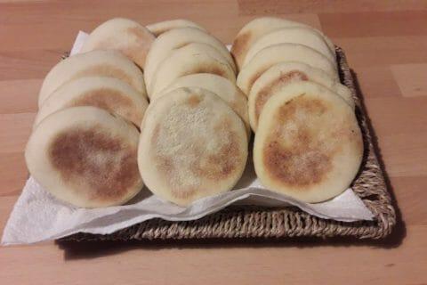 Muffins anglais Thermomix par cricri95