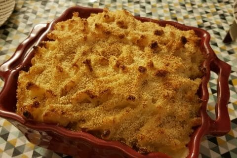Mac and cheese Thermomix par Yaorra