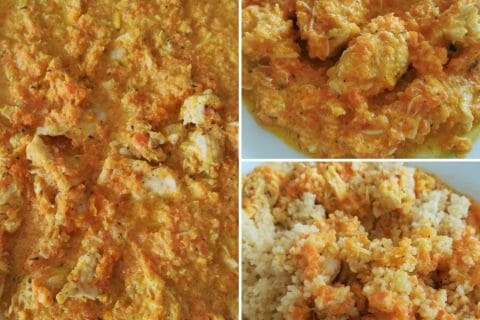 Bouchées de poulet aux carottes Thermomix par Ingrid08300