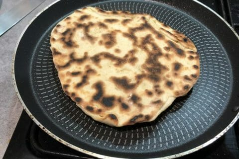Naans au fromage Thermomix par niniee