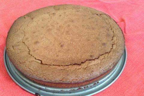 Gâteau macaroné au chocolat Thermomix par Stef7876