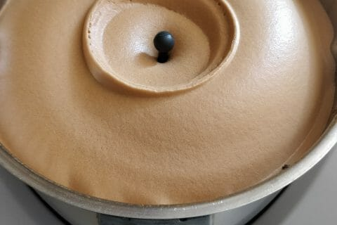 Cappuccino au Thermomix