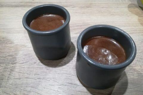 Mousse au chocolat Thermomix par florence.s