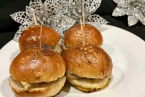 Mini burgers Thermomix par Laurette04