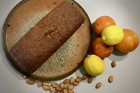 Cake marocain au Thermomix