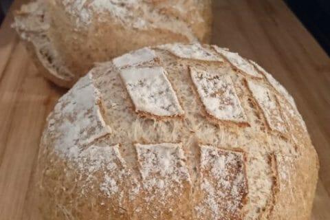 Miche de pain Thermomix par Joliemie