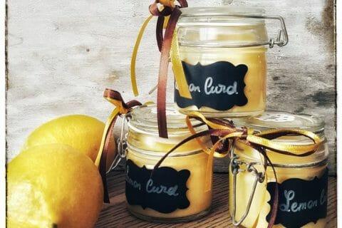 Lemon curd Thermomix par Magaly
