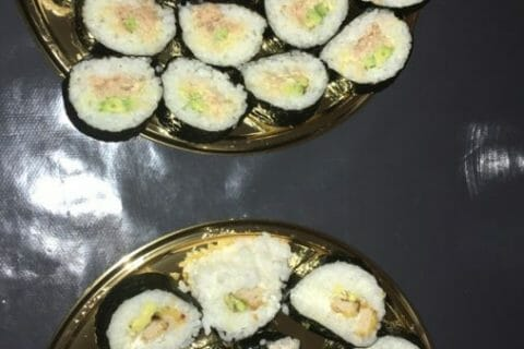 Sushis Thermomix par carocawo