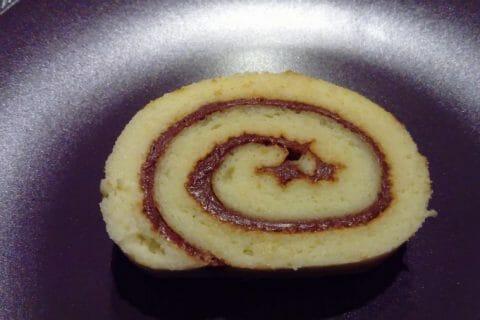 Biscuit roulé Japonais Thermomix par irisbleu