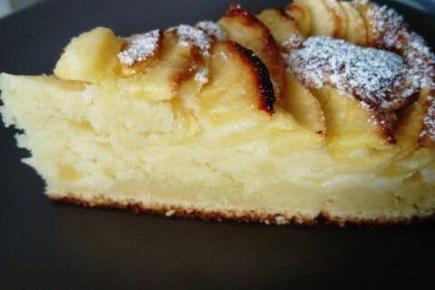Gâteau aux pommes et mascarpone Thermomix par irisbleu