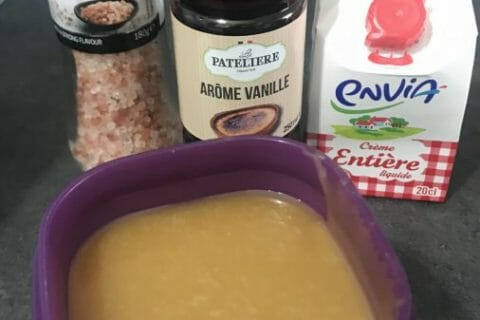 Sauce caramel Thermomix par Fouinette