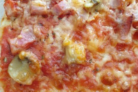 Pâte à pizza Thermomix par carm