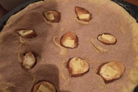 Zimmetkuche – gâteau à la cannelle Alsacien Thermomix par Loutteuh