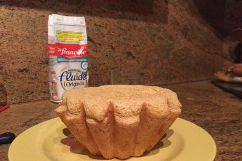 Gâteau de savoie Thermomix par Loutteuh