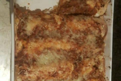 Enchiladas au poulet au Thermomix