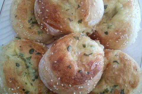 Poğaça – Petits pains Turcs à la Feta Thermomix par cookelo