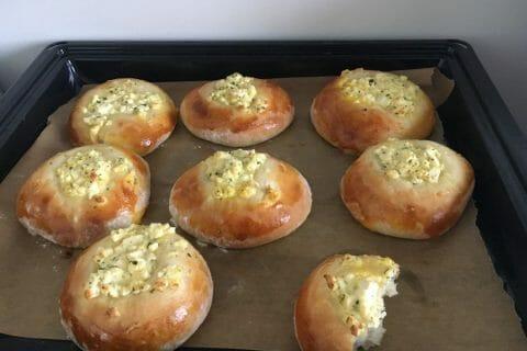 Poğaça – Petits pains Turcs à la Feta Thermomix par noaly