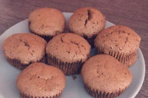 Muffins aux deux chocolats au Thermomix