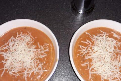 La pizza soupe Thermomix par Aurelie.C