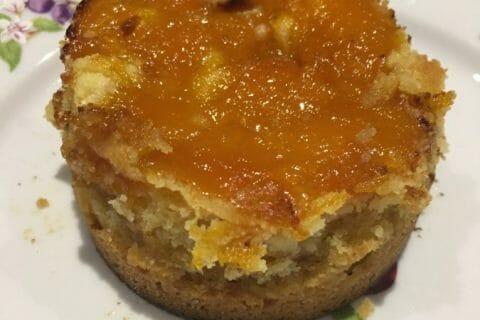 Crumble aux abricots Thermomix par sandrineD