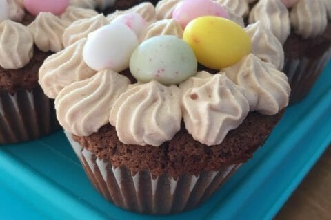 Cupcakes Kinder Thermomix par sandrineD