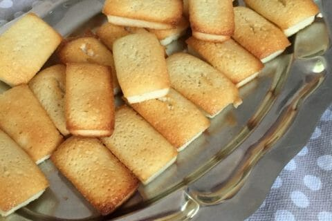 Financiers Thermomix par sandrineD