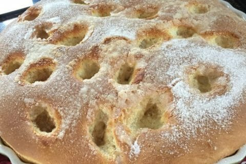Zimmetkuche – gâteau à la cannelle Alsacien Thermomix par sandrineD