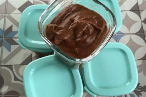 Crème au chocolat Thermomix par Elhor