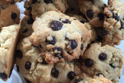 Cookies américains Thermomix par Elhor