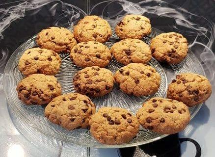 Cookies américains Thermomix par tataflotte