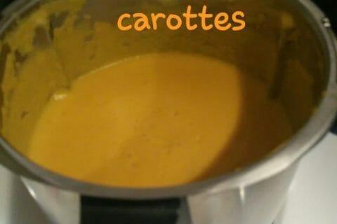 Crème de carottes Thermomix par 0910k