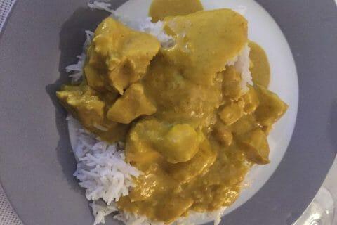Poulet Thaï au curry Thermomix par delphhh