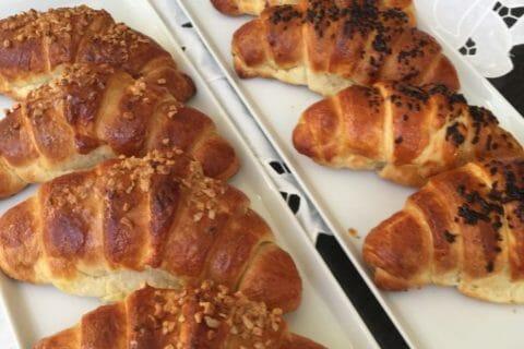 Croissants Thermomix par Kawtar